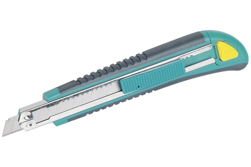 Wolfcraft Wolfcraft Odlamovací nůž 2K-9 mm, zásobník na 3 břity 4139000