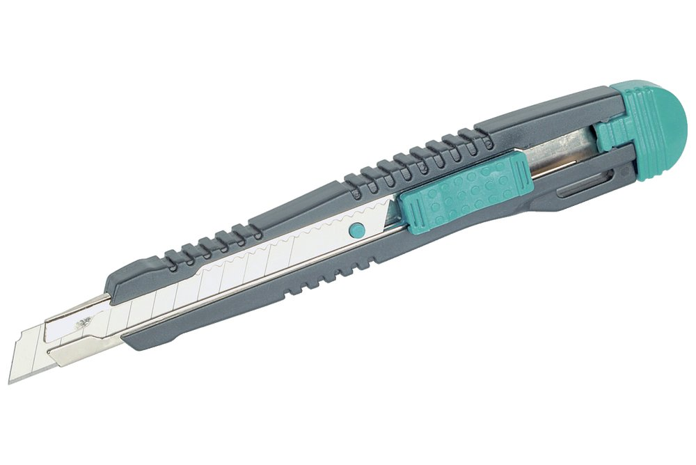 Wolfcraft Wolfcraft PlusCutter odlamovací nůž 9 mm s vložkou 4141000