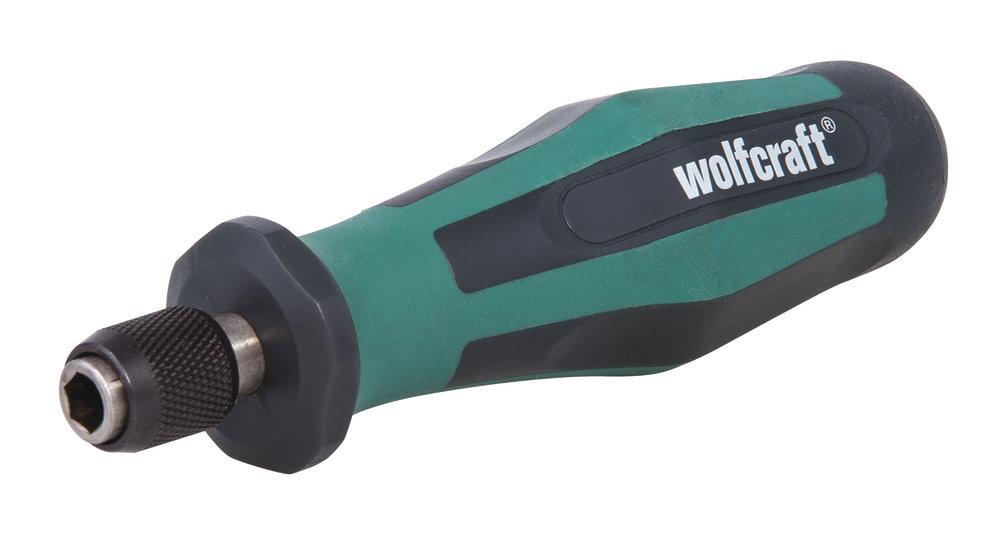 Wolfcraft Ruční šroubovák 2 C Wolfcraft  1240000