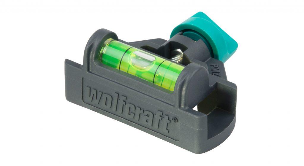 Wolfcraft adaptér pro skládací metry – libela 5222000