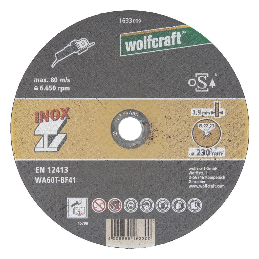 Wolfcraft Wolfcraft řezací kotouč pro jemné řezání 1633099