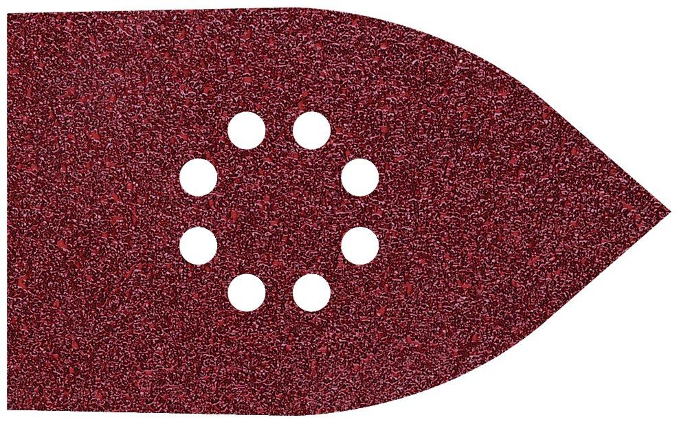 Wolfcraft Wolfcraft 10 x samodržné brusné papíry 80, 120, 240 1755000