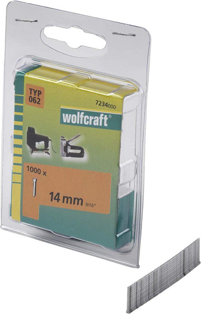 Wolfcraft Wolfcraft Hřebíky délka 14 mm 1000 ks 7234000