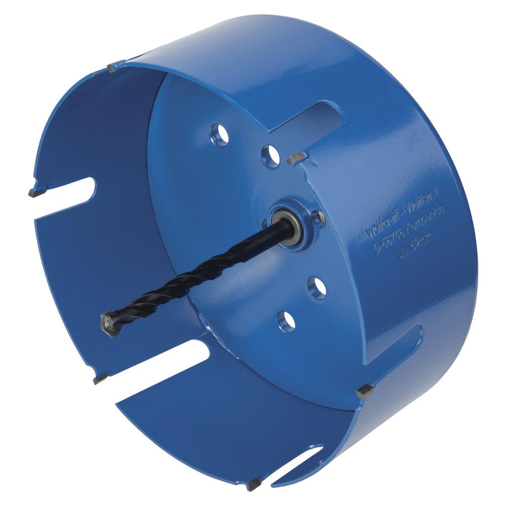 Wolfcraft Wolfcraft univerzální děrovka pr.40 mm d.60 mm 3877000