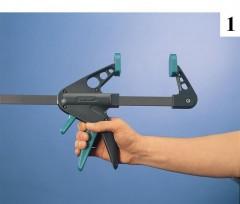Jednoruční svěrka EHZ 65-150 3456000