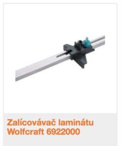 zalícovávač laminátu